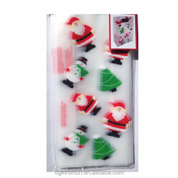 Christmas Party Favor Treat Loot Bags