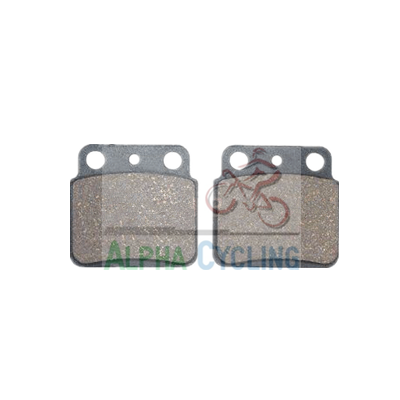 wholesale motorcycle disc brake pads AC143 for KAWASAKI-KSF 400; SUZUKI-LT250RH/ LT-Z 400/ LT-R 450/ LT 500 AC143