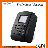 Biometric SC103 access control and time attendance 125KHZ ID card access control system optional 13.56MHZ IC card reader