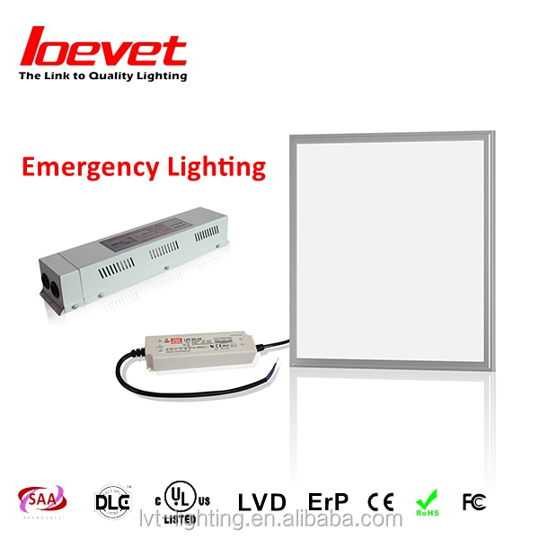 High quality led remote control emergency lamp 60*60cm 36w CE listed