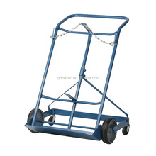 single and double propane Cylinder Hand Truck