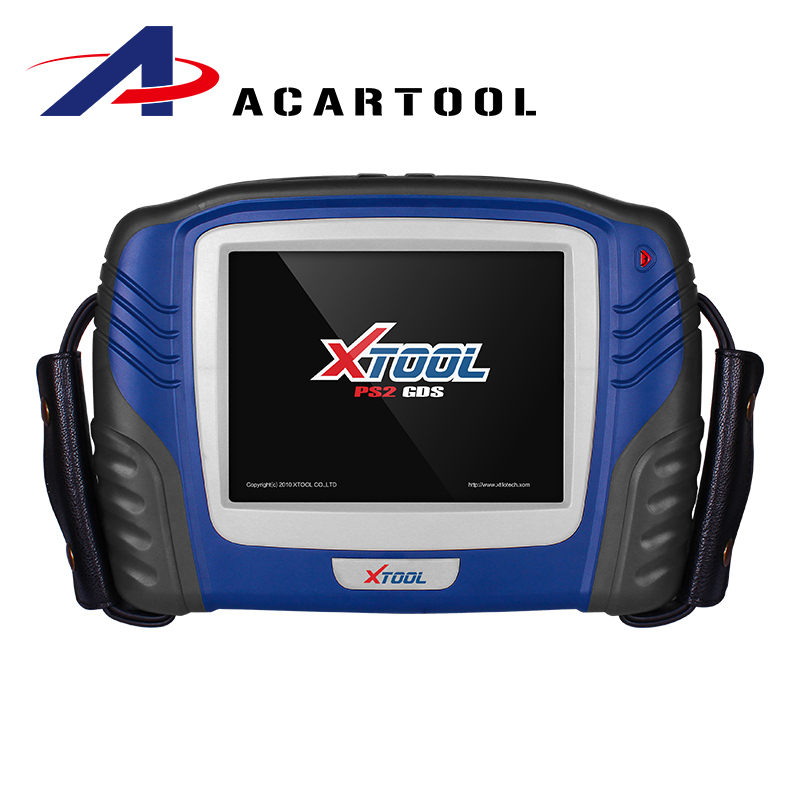 100% Original XTOOL PS2 diagnosi auto lost key programmer tool fvdi abrites commander