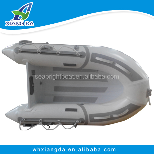 High quality inflatable Cheap rib 240 boats for fishing