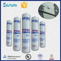 High Quality one component rtv silicone sealant for glass