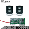 Fixed code 150m distance DC 12V 4CH RF wireless switch remote control System,315/433 MHZ 1 Transmitter And 4 Receiver