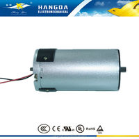 made in China double shaft 12v dc motor 1000rpm