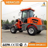 2015 new product mini wheel loader with ce yanmarr engine in alibaba