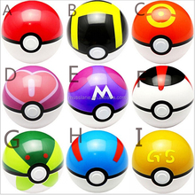 China So Cheapest Price Big Promotion pokemon ball flexible ball toy