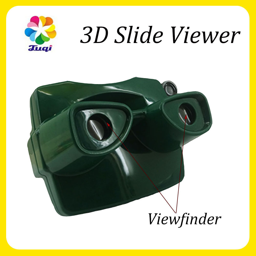 2018 Daming 3D Custom View Master with Reels viewer Camera