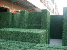 China factory artificial boxwood grass topiary hedge
