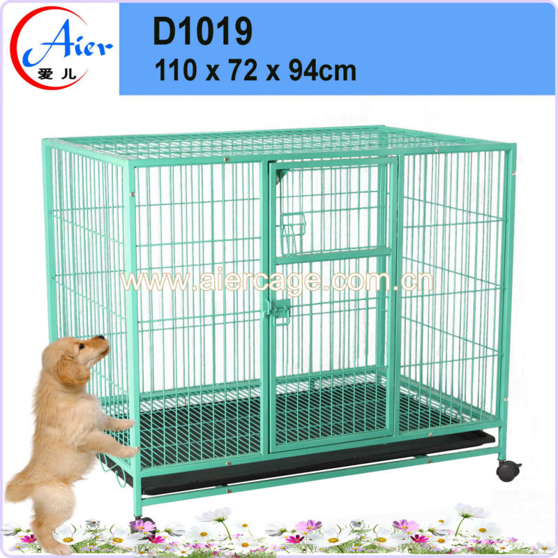 professional manufacturer pet crate metal wire dog kennel