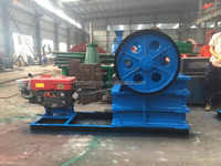 Rock Jaw Crushing Machine price, High Effeciency Stone Jaw Crusher with diesel engine