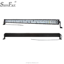 Super quality ! waterproof IP68 240W LED Offroad Driving lights 4D reflector light bar for sale