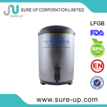 food grade insulated 12l water container with one faucet (WSUG)