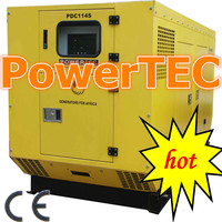 PowerTEC(CHINA) 10kw 100kva 1000 kva 2000kw Diesel Generator Price AC Three Phase Silent Diesel Powerful Generator