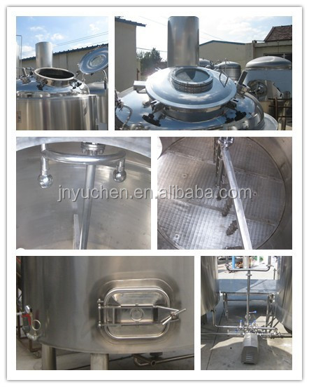 1200L Beer machine, beer brewing equipment for sale