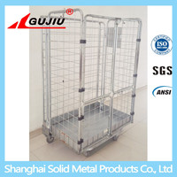 Roll Container For Logistic Cage