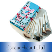 Pro Makeup Cosmetic Brushes Kit Set with Blush/ Eyebrow/ Foundation/ Powder Brush
