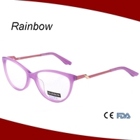 Fashion color new modern eyewear frames optik glasses spectacle frames designer factory wholesale A15582