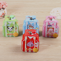 2016 new design lovely cute mini mental tin sharp mental coin saving box h602
