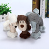 High Quality Different Animal Plush Dog Toy Durable Chewing Dog Toys Squeaky