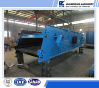 YA series vibrating screen design automatic sieving machine for silica sand