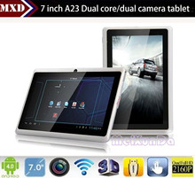 Factory Sales!! alibaba express tablets Allwinner A23 7 inch Tablet Android Q88 cameras 512MB/4G and wifi