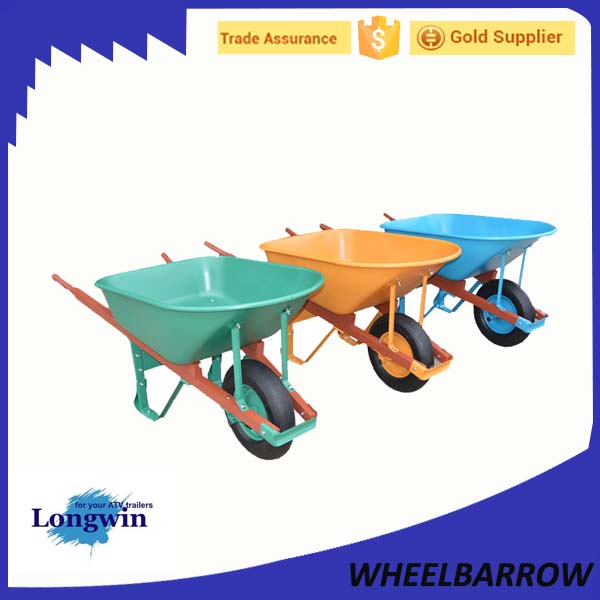 agricultural tools and uses wheelbarrow for farm
