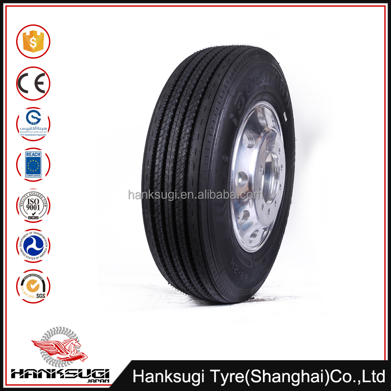 high grade solid rubber international truck tire cover