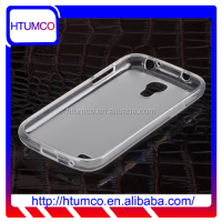Popular Transparent Mat TPU case for Samsung Galaxy S4 mini i9190