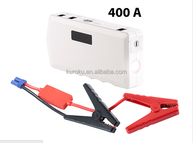 multi-functional power bank mini auto jump starter car accessory