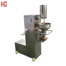 Professional manufacturer supply meat skewer machine / kababs making machine