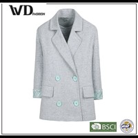 New technology wool coat, latest coat designs for women