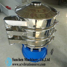 Sand and Gravel Vibrating Screens rotary sieve/separator from sanchen