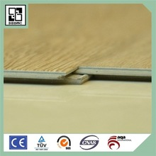 Global Glaze Plastic Flooring type american walnut PVC Vinyl Tiles CLICK SYSTEM plank wooden flooring