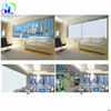 Wholesale price best smart film Electric switchable e-co plastic &amp glass for wall window 75vac pdlc good