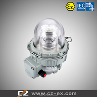 ATEX&IECEx Certified Explosion Proof Zone 1 Light Fittings