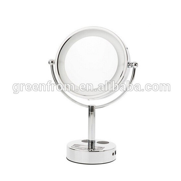 8.5 inch Multi-media Smart Musical Bluetooth Mirror