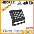 ETL Energy Star CE RoHS UL FCC Certification 200w led floodlight