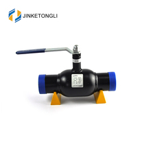 JKTL1W008 Carbon Steel Full Welded Ball Valve with BW Ends