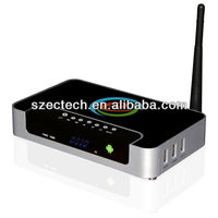 Hybrid TV STB Solution EC IPTV SET TOP BOX