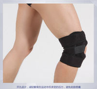soft breathable knitting fabric Composites knee protector knee support brace