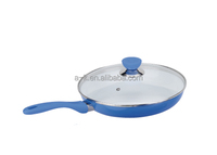 24cm aluminum frypan for induction cooker