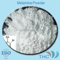 MELAMINE white powder, plastic raw material