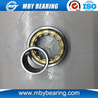 single row cylindrical roller bearing NU 2206EM for motorcycle parts