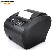 Receipt Bluetooth 80mm Barcode Mini Android Thermal Printer Auto Cutter