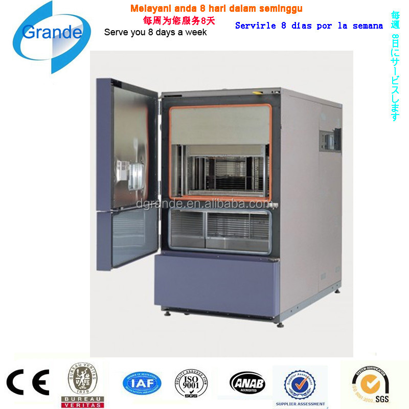 Simulation environmental drug test machine thermal shock chamber