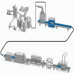 2018 new MDF /HDF production line