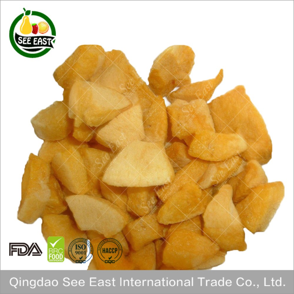 Import China Products FD Dried Fruits Freeze Dried Peaches
