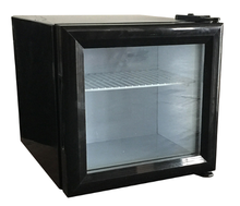 Glass Door Mini Table Display Cooler